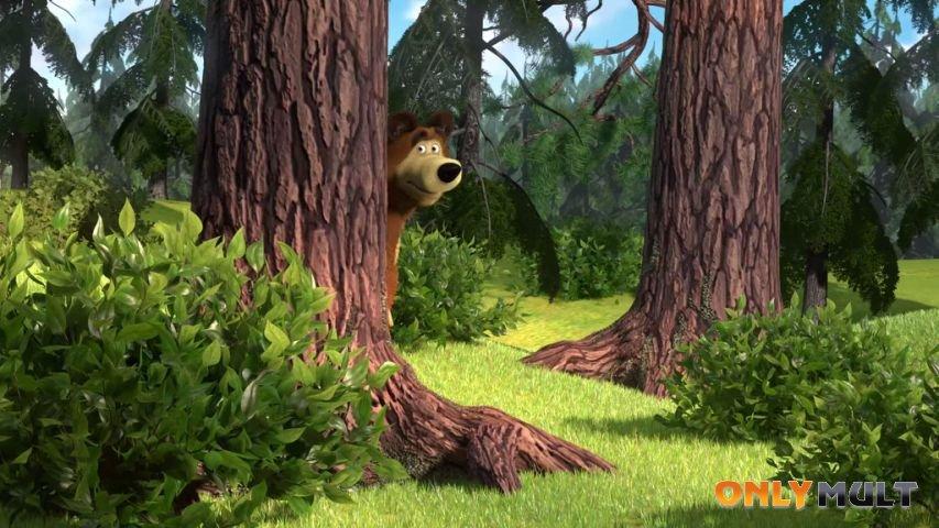 Первый скриншот Маша и Медведь все серии