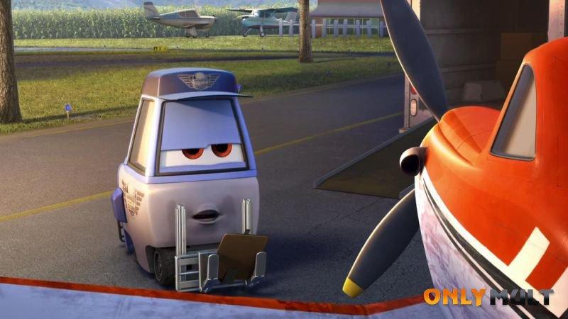 Первый скриншот Самолеты (2013)