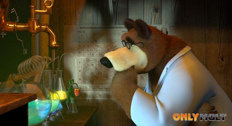 Второй скриншот Маша и Медведь 30 серия