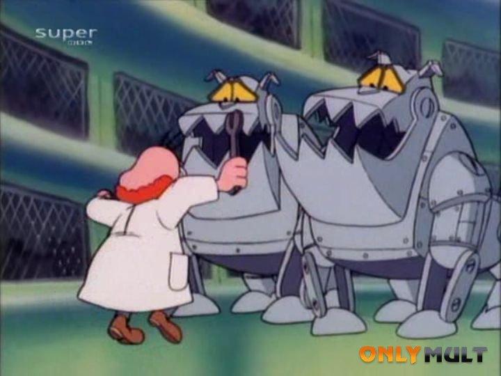 Второй скриншот Чип и Дейл спешат на помощь [все серии]