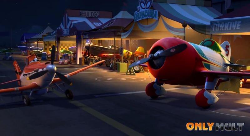 Первый скриншот Самолеты [в хорошем качестве]