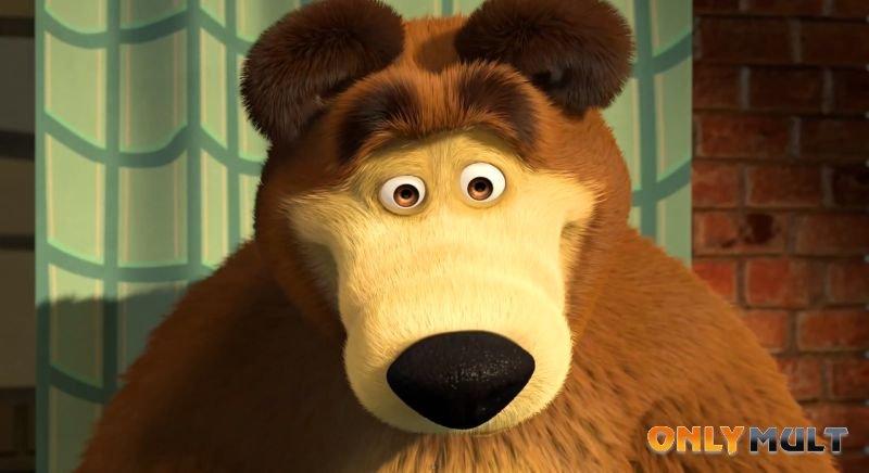 Второй скриншот Маша и Медведь (31 серия)