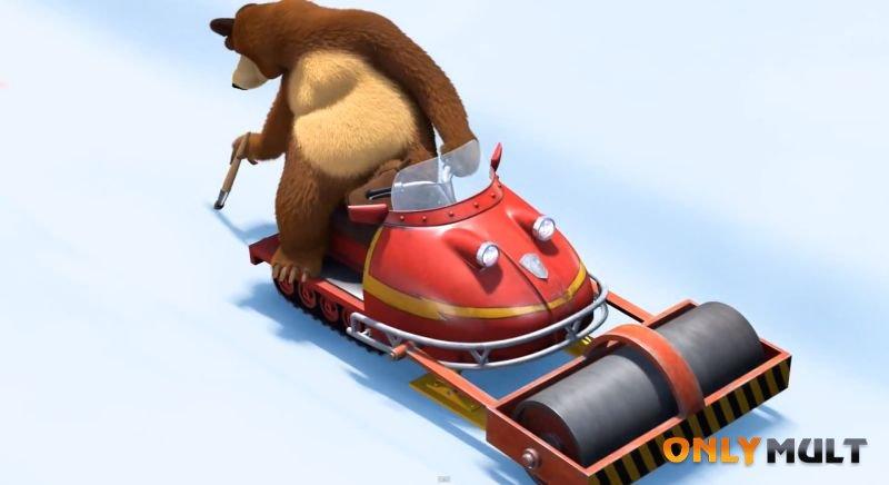 Первый скриншот Маша и Медведь (31 серия)