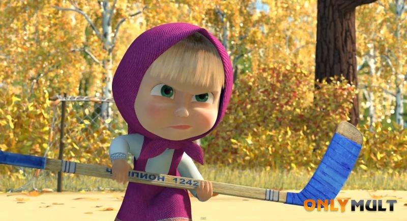 Первый скриншот Маша и Медведь 32 серия
