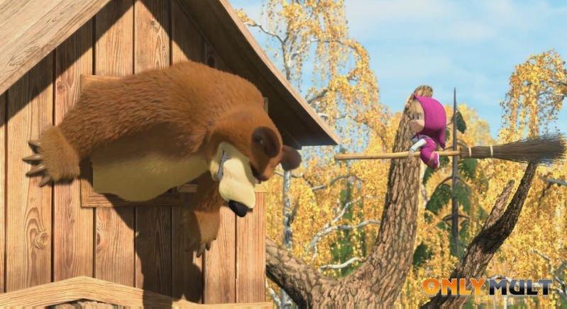 Третий скриншот Маша и Медведь 32 серия