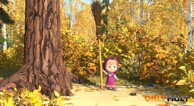 Второй скриншот Маша и Медведь 32 серия