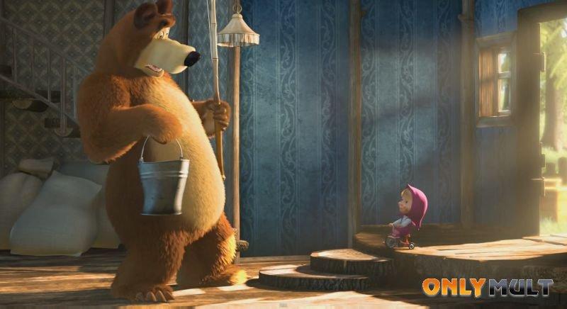 Первый скриншот Маша и Медведь [33 серия]