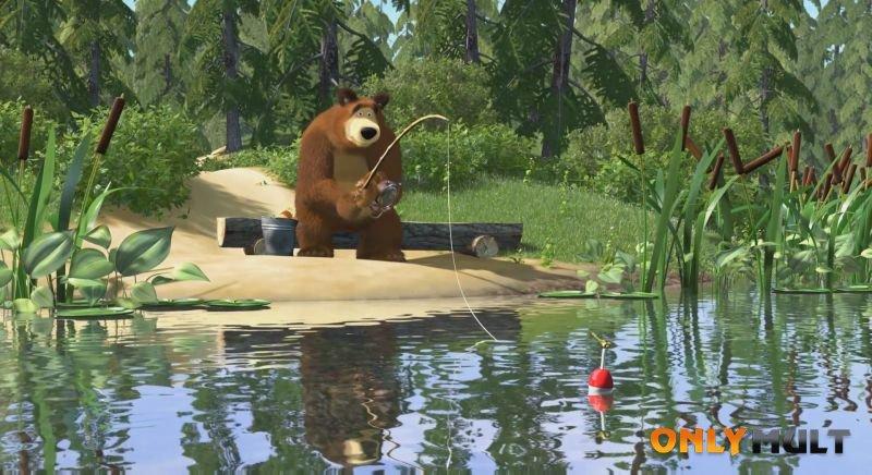 Третий скриншот Маша и Медведь [33 серия]