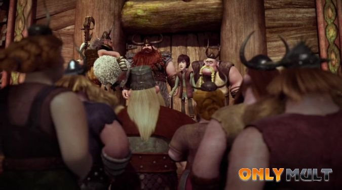 Второй скриншот Драконы: Всадники Олуха