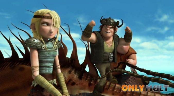 Первый скриншот Драконы: Всадники Олуха