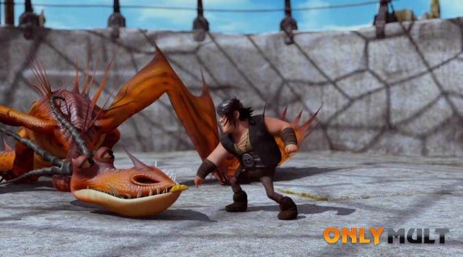 Третий скриншот Драконы: Всадники Олуха