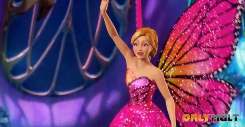 Первый скриншот Барби Марипоса и Принцесса-фея