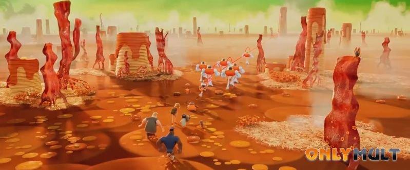 Третий скриншот Облачно 2: Месть ГМО