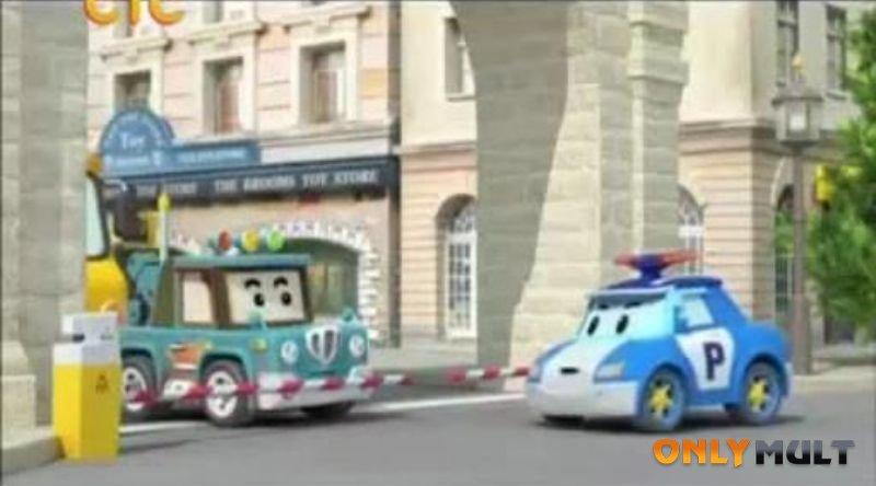 Третий скриншот Робокар Поли