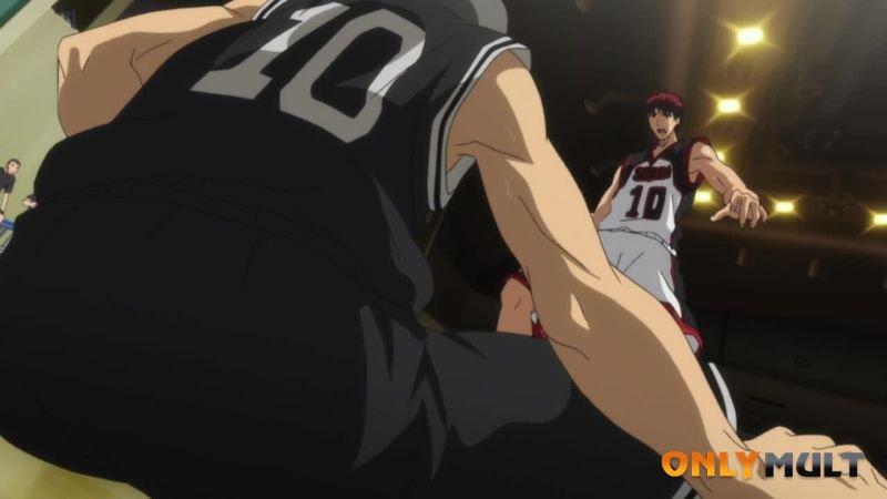 Второй скриншот Баскетбол Куроко