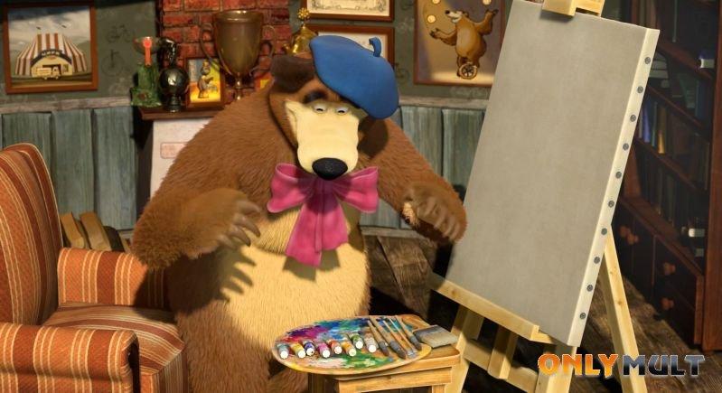 Второй скриншот Маша и Медведь [27 серия]