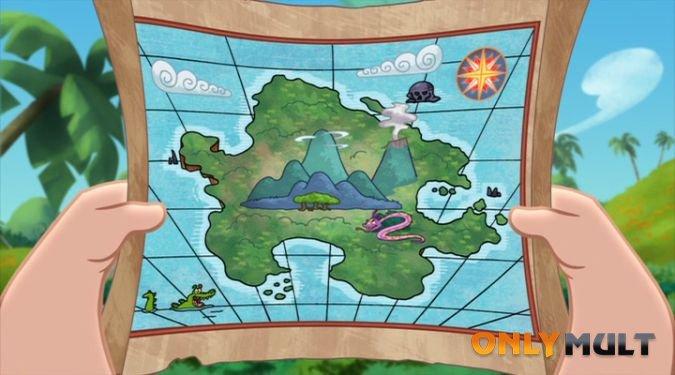 Первый скриншот Джейк и пираты Нетландии