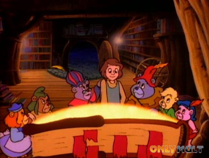 Третий скриншот Мишки Гамми (все серии)