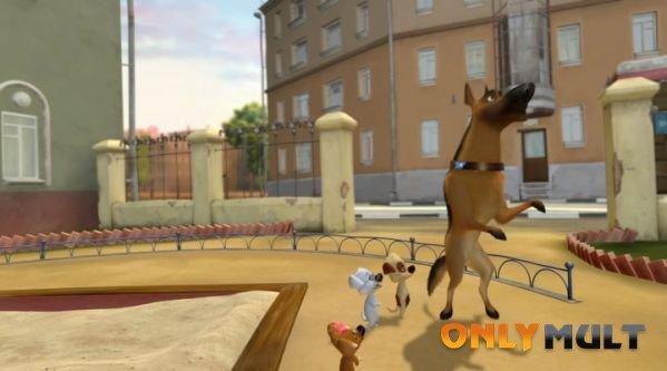 Первый скриншот Белка и Стрелка: Озорная семейка