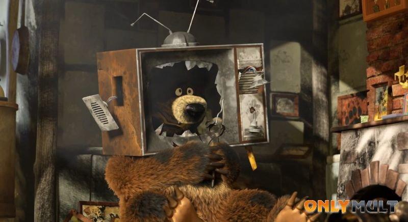 Третий скриншот Маша и Медведь 26 серия