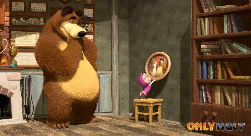 Первый скриншот Маша и Медведь 26 серия