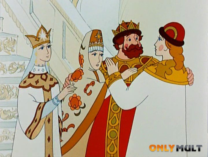 Первый скриншот Сказка о царе Салтане