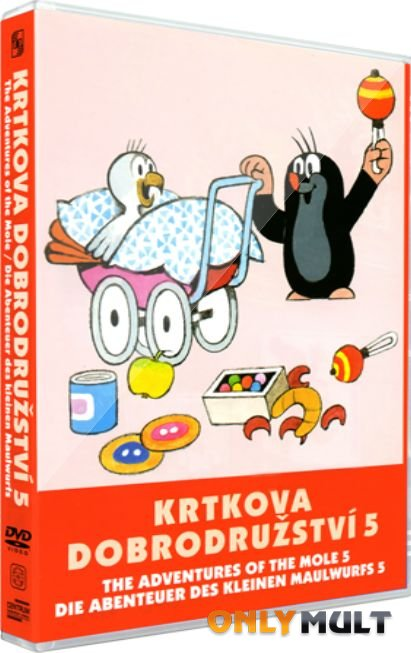 Poster Мультфильм про крота