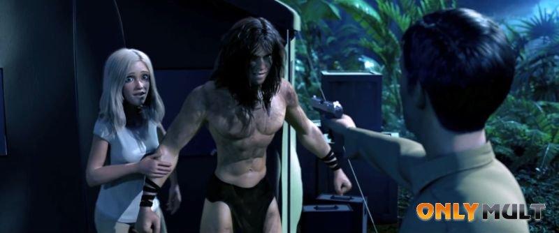 Первый скриншот Тарзан (2013)