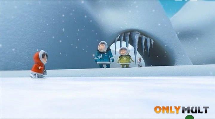 Третий скриншот Эскимоска
