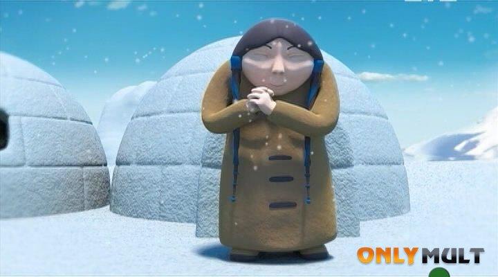 Первый скриншот Эскимоска