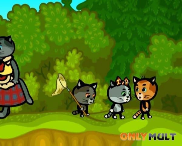 Первый скриншот Три котенка