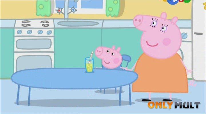 Первый скриншот Свинка Пеппа
