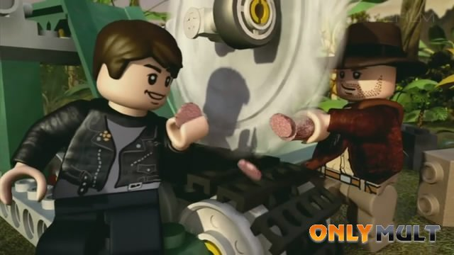 Третий скриншот Лего Индиана Джонс