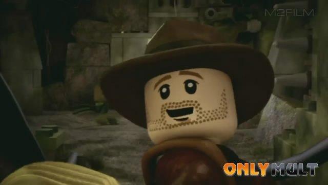 Первый скриншот Лего Индиана Джонс