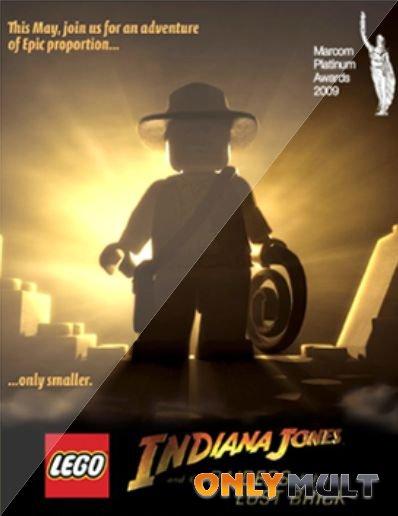 Poster Лего Индиана Джонс