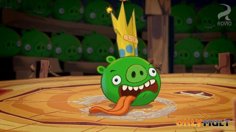 Второй скриншот Angry Birds
