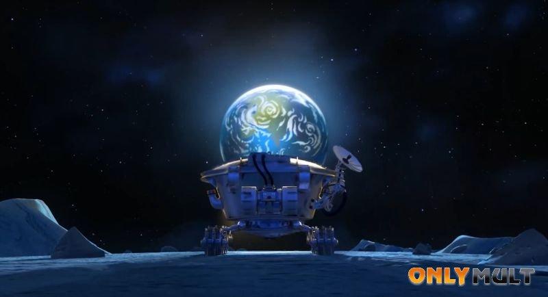 Первый скриншот Белка и Стрелка: Лунные приключения (2014)