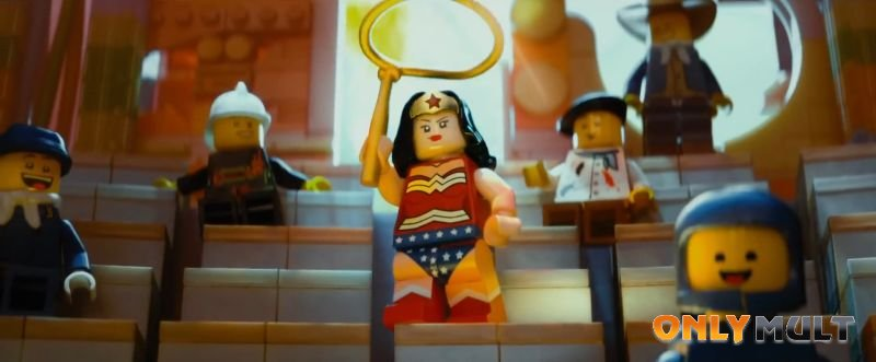 Первый скриншот Лего Фильм (2014)