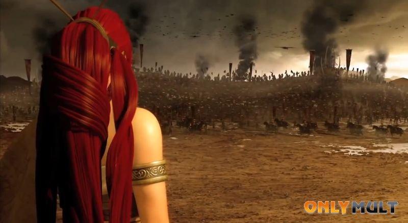 Первый скриншот Небесный меч (2014)