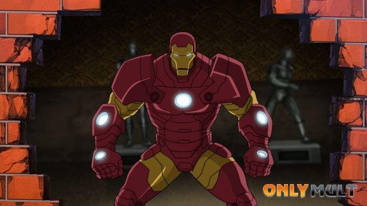 Второй скриншот Мстители: Общий Сбор