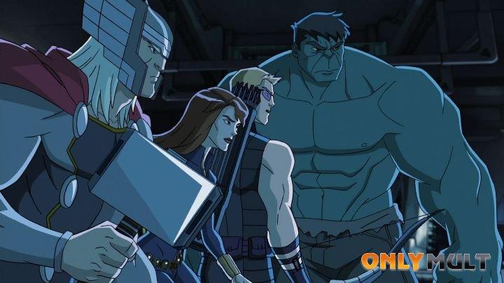 Третий скриншот Мстители: Общий Сбор