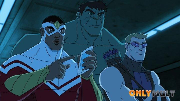 Первый скриншот Мстители: Общий Сбор