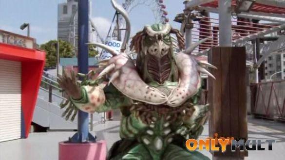 Второй скриншот Могучие Рейнджеры: Мегасила