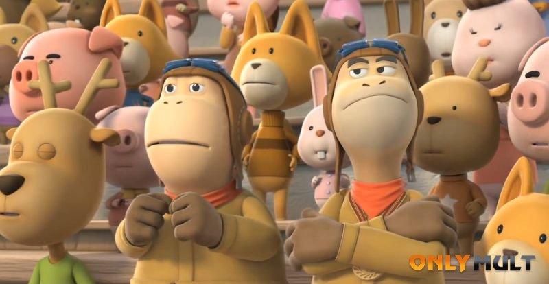 Второй скриншот Пингвиненок Пороро: Большие гонки