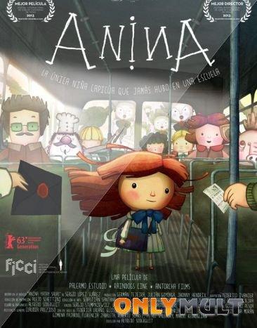 Poster Анина (2013)
