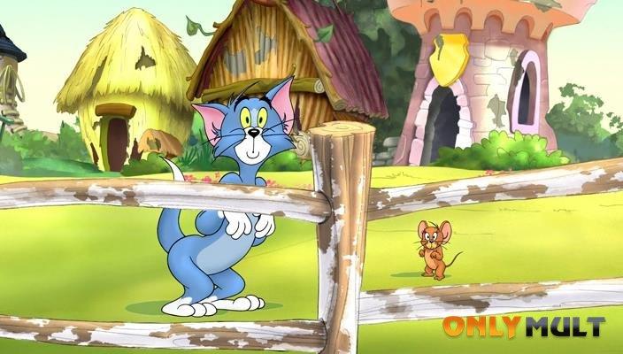 Первый скриншот Том и Джерри и Гигантское приключение