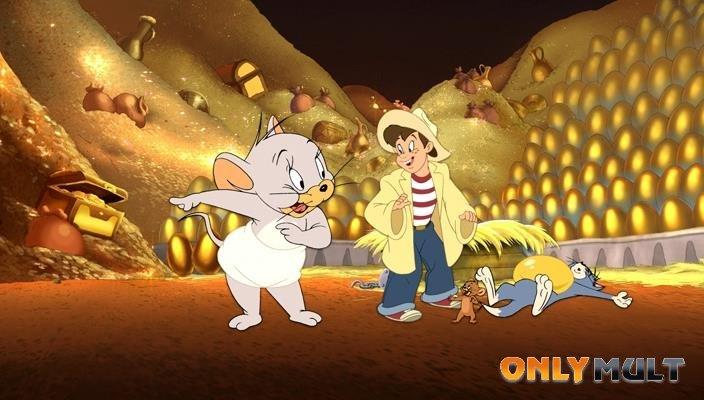 Второй скриншот Том и Джерри и Гигантское приключение