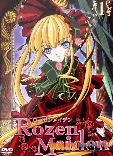 Poster Дева-роза (Розен Мейден)