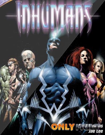 Poster Рыцари Marvel: Нелюди