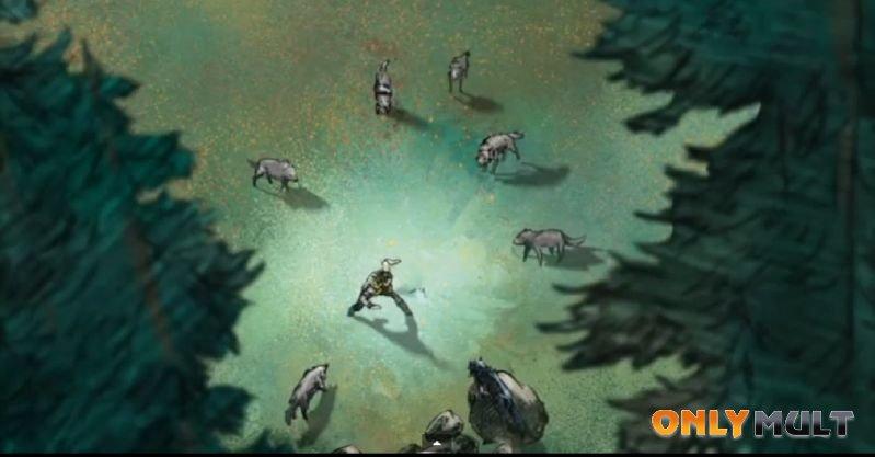 Второй скриншот Росомаха: Начало (2013)